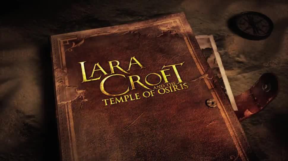 Spiel, Tomb Raider, Lara Croft, Lara Croft and the Temple of Osiris