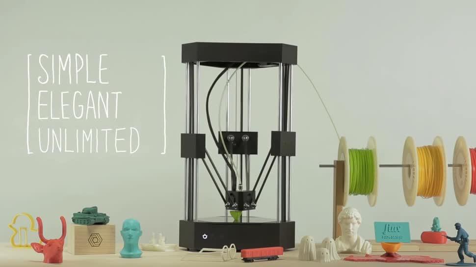 3D-Drucker, 3D-Druck