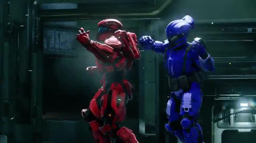 Microsoft, Trailer, Xbox, Xbox One, Ego-Shooter, Beta, Multiplayer, Microsoft Xbox One, Halo, Betatest, Halo 5, Betaversion, Halo 5: Guardians, The Master Chief Collection