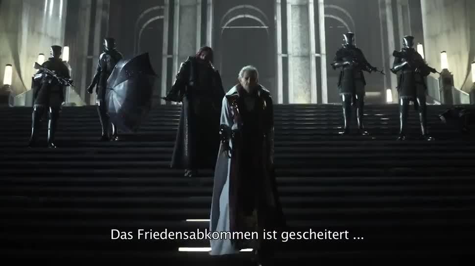 Trailer, Square Enix, Final Fantasy, Final Fantasy XV, Final Fantasy 15, Jump Festa, Jump Festa 2015