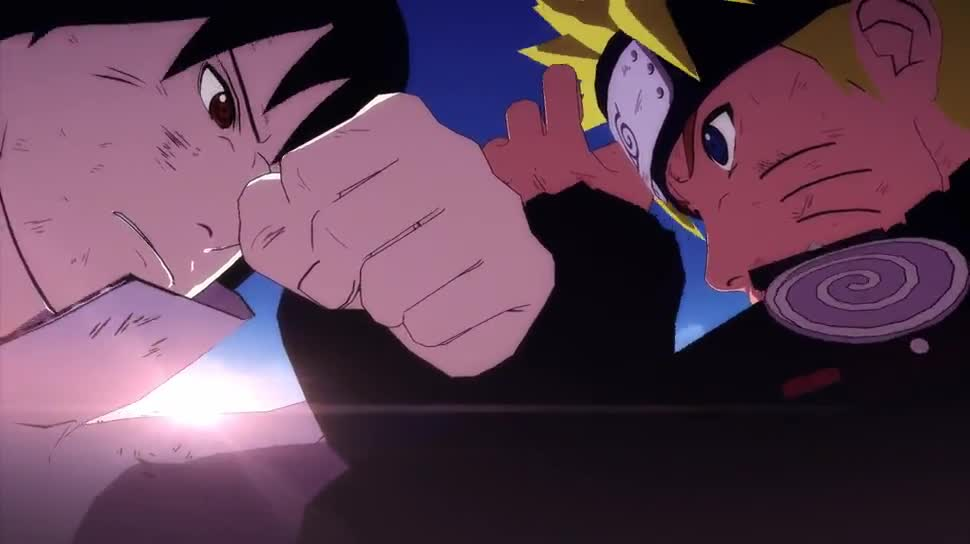 Trailer, Namco Bandai, Prügelspiel, Naruto Shippuden, Naruto, Jump Festa, Jump Festa 2015, Naruto Shippuden: Ultimate Ninja Storm 4, Naruto Shippuden: Ultimate Ninja Storm