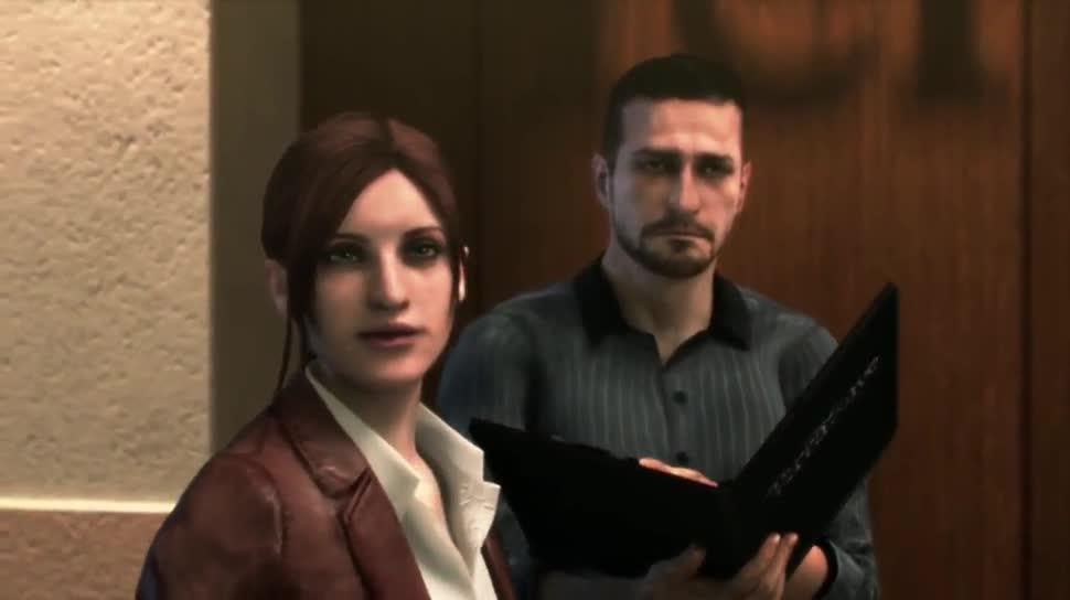 Trailer, Capcom, Resident Evil, Survival Horror, Resident Evil: Revelations, Resident Evil Revelations 2
