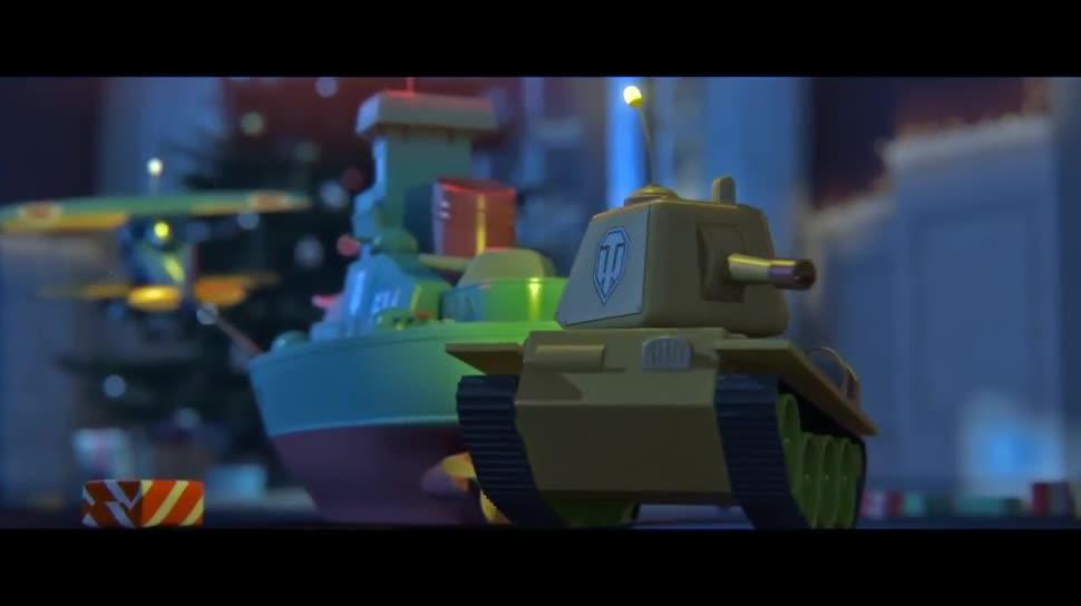 Online-Spiele, Free-to-Play, Weihnachten, World of Tanks, Wargaming.net, World of Warplanes, World of Warships