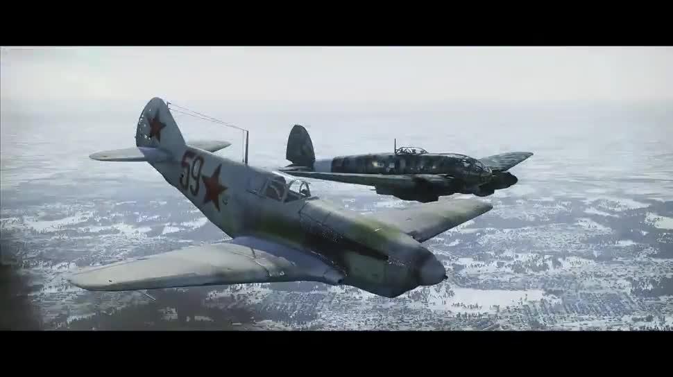 Trailer, Online-Spiele, Free-to-Play, Simulation, War Thunder, Gaijin Entertainment