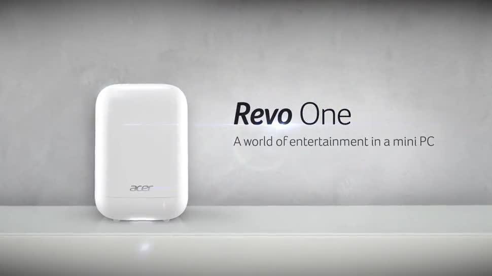 Pc, Acer, Ces, Multimedia, Ces 2015, Acer Revo One, Revo One