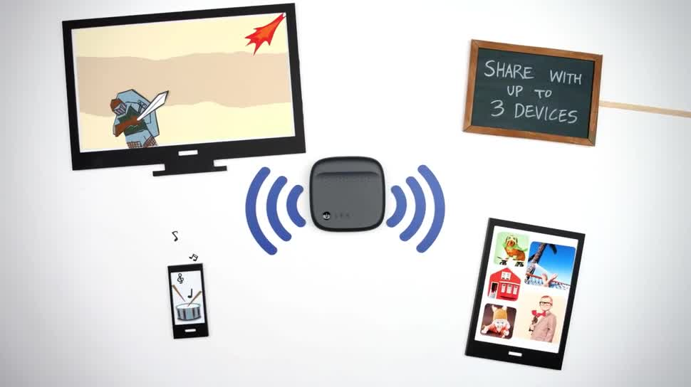 seagate wireless. Black Bedroom Furniture Sets. Home Design Ideas