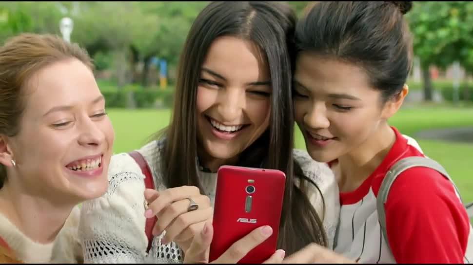 Smartphone, Android, Asus, Ces, Phablet, Ces 2015, ZenFone, Asus ZenFone, ZenFone 2