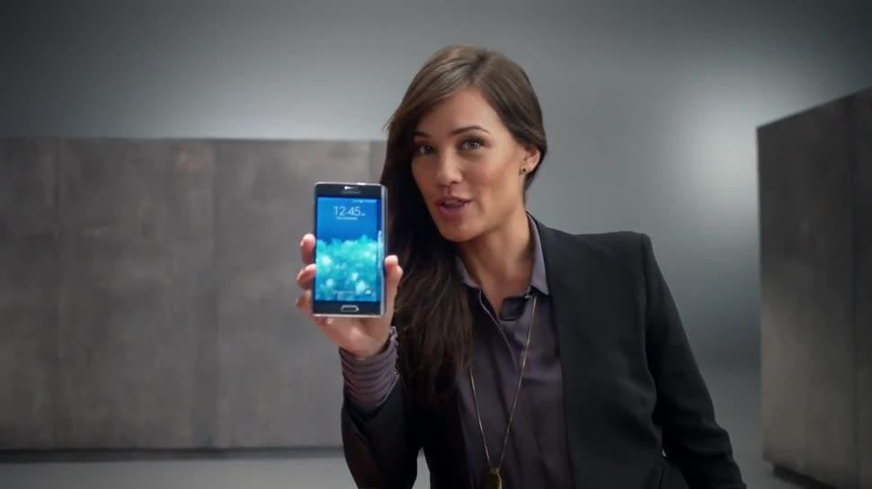 Smartphone, Android, Samsung, Samsung Galaxy, Galaxy, Ces, Samsung Mobile, Ces 2015, Samsung Galaxy Note Edge, Galaxy Note Edge, Smart Edge Screen