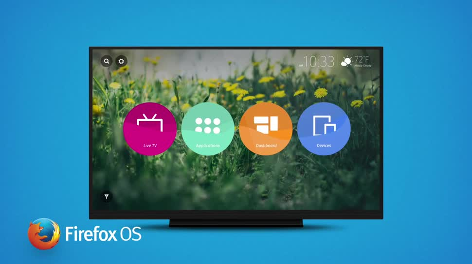Betriebssystem, Firefox, Mozilla, Tv, Fernseher, Ces, Panasonic, Firefox OS, Ces 2015, Smart TV