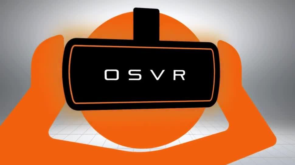 Virtual Reality, VR, Ces, Plattform, HMD, Razer, Ces 2015, OSVR