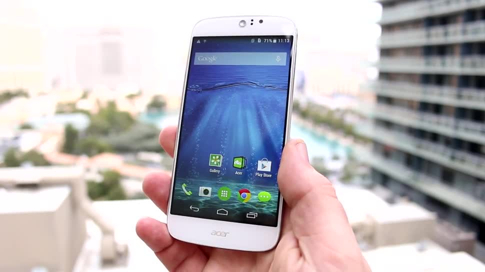 Smartphone, Android, Hands-On, Acer, Liquid Jade S