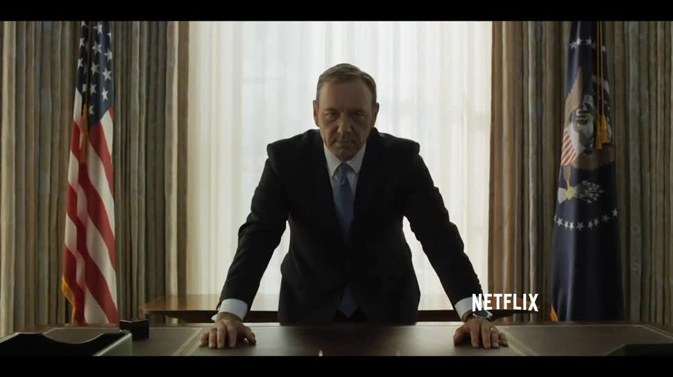 Trailer, Netflix, Serie, Sky go, House of Cards, Kevin Spacey, Sky Atlantic HD