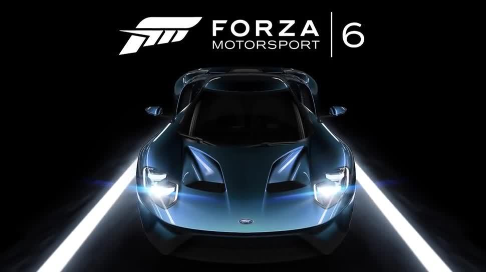 Microsoft, Trailer, Xbox, Xbox One, Microsoft Xbox One, Forza, Forza Motorsport, Turn 10, Forza Motorsport 6