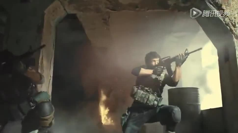 Trailer, Ego-Shooter, Call of Duty, Free-to-Play, Activision, Online-Shooter, Tencent, Call of Duty Online, Chris Evans
