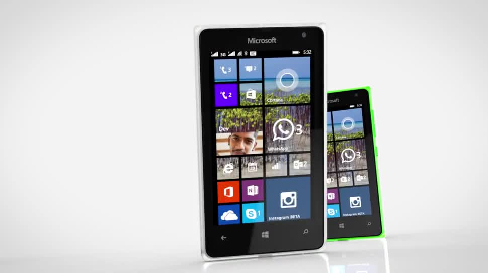 Microsoft, Smartphone, Windows Phone, Windows Phone 8, Lumia, Windows Phone 8.1, WP8, Lumia 532, Microsoft Lumia 532