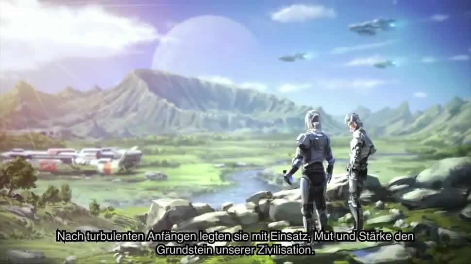 Trailer, Strategiespiel, 2K Games, Sid Meier, Firaxis Games, Sid Meier's Starships