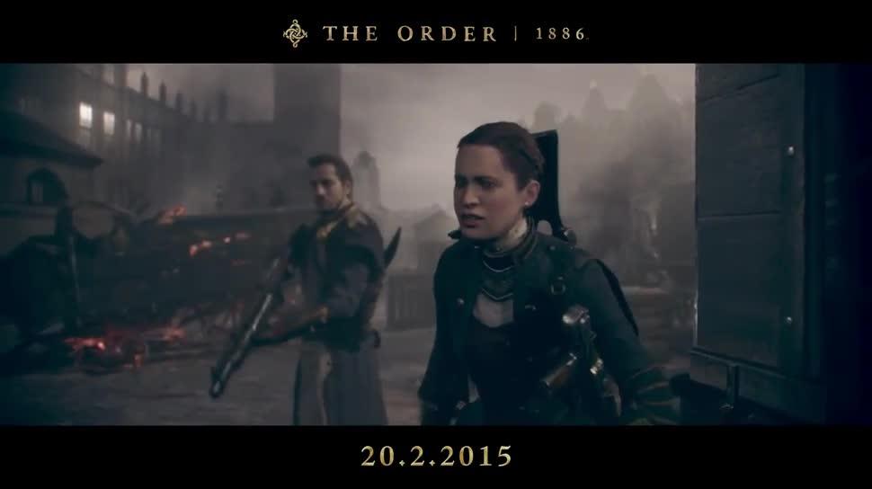 Trailer, Sony, PlayStation 4, Playstation, PS4, Sony PlayStation 4, actionspiel, Sony PS4, The Order: 1886, The Order