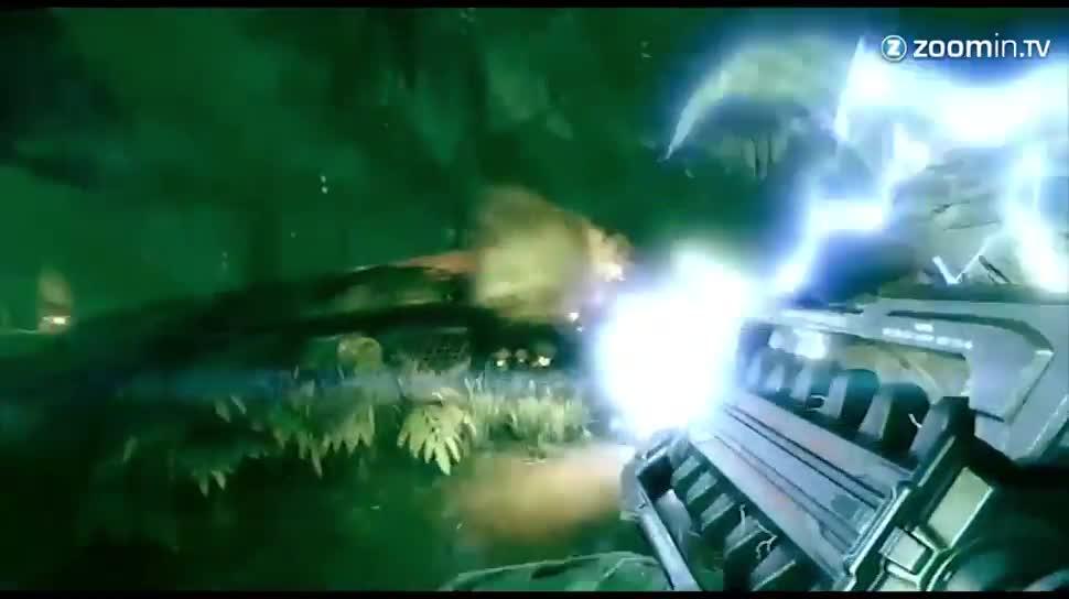 Ego-Shooter, Gameplay, Shooter, actionspiel, 2K Games, Evolve, Turtle Rock Studios, Mehrspielermodus