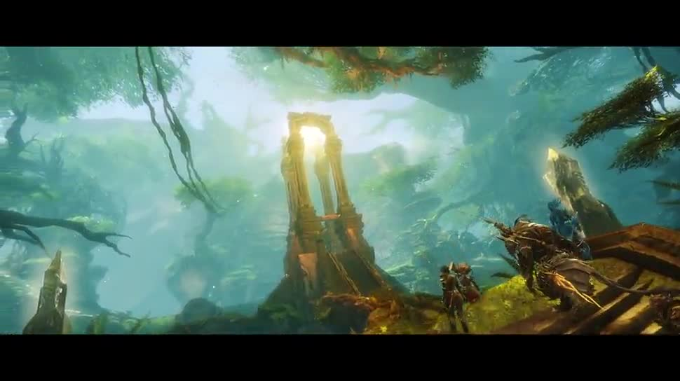 Trailer, Online-Spiele, Mmorpg, Mmo, Online-Rollenspiel, Add-on, Guild Wars 2, Ncsoft, ArenaNet, Guild Wars, Heart of Thorns