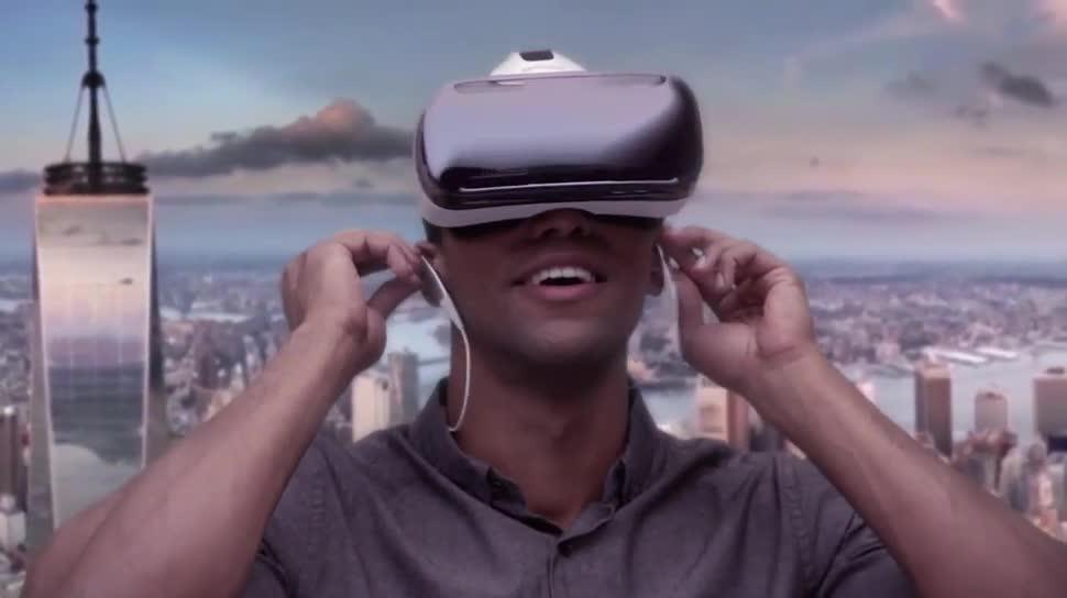 Samsung, Samsung Mobile, VR-Brille, Samsung Galaxy Note 4, Galaxy Note 4, Gear VR, Note 4, Samsung Gear VR