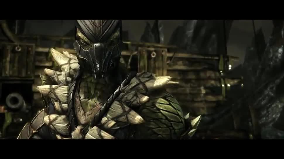 Trailer, Gameplay, Warner Bros., Prügelspiel, Mortal Kombat, Mortal Kombat X, NetherRealm, Reptile