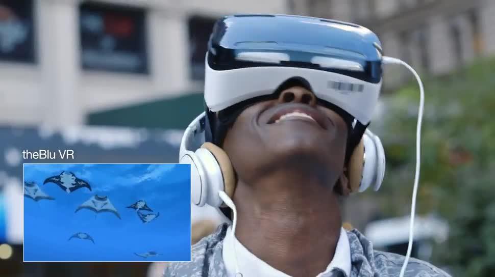 Samsung, Samsung Mobile, VR-Brille, Gear VR