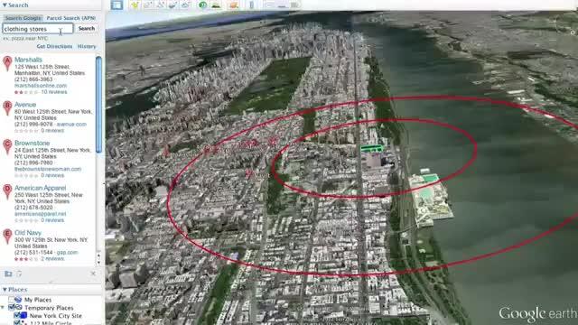 Google, Karten, Google Earth, Pro