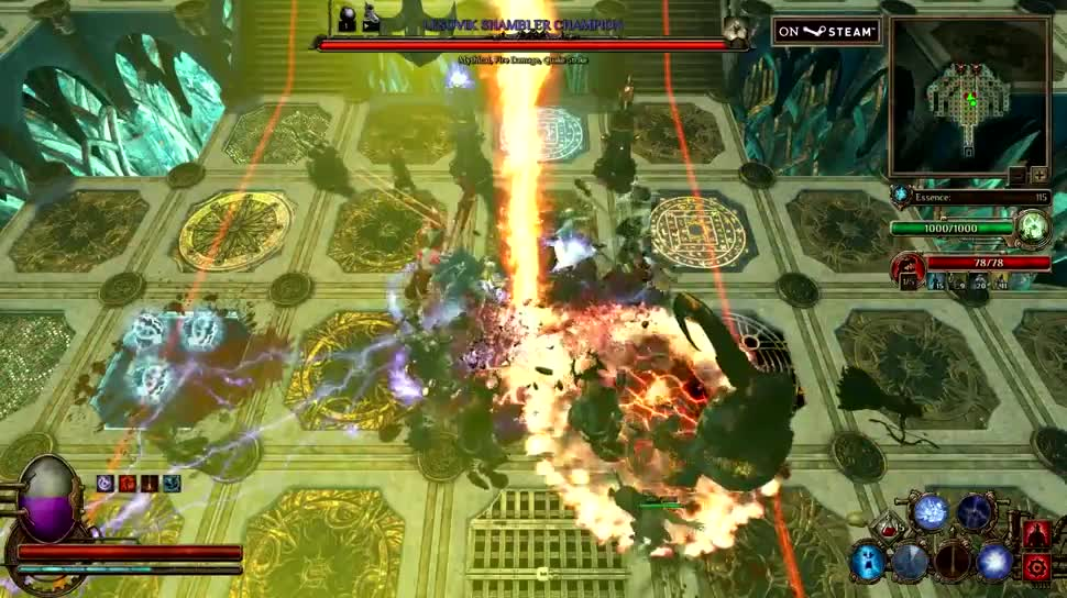 Trailer, Rollenspiel, actionrollenspiel, action-rollenspiel, NeoCore Games, Tower Defense, Deathtrap