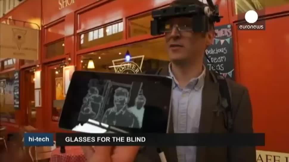 Display, Kinect, 3d, Datenbrille, Infrarot, SmartGlass, Infrarotkamera, Sehbehinderte, Sehkraft, Orientierung, Oxford, Smart Brille, sehbehindert, Stephen Hicks