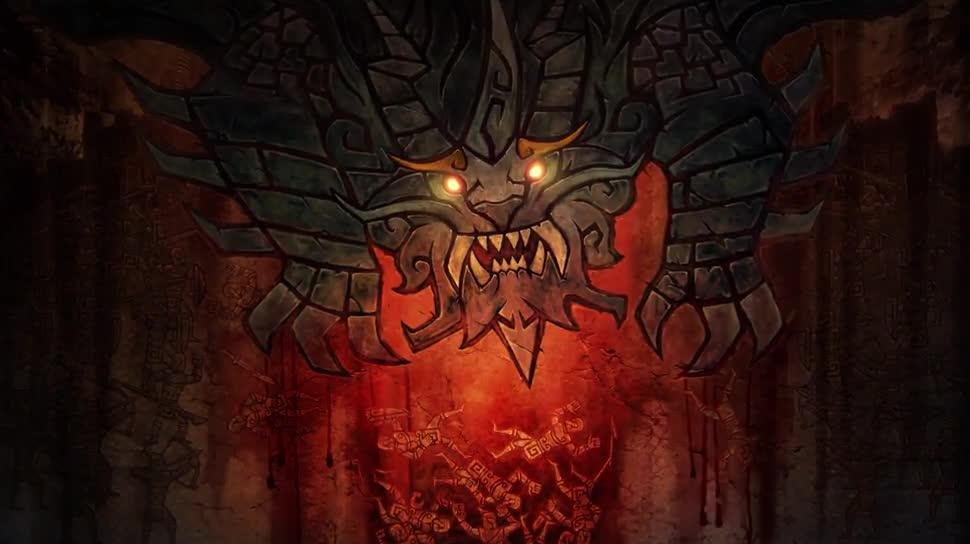 Trailer, Valve, Online-Spiele, Free-to-Play, Mmo, Teaser, MOBA, dota 2, dota, Year Beast