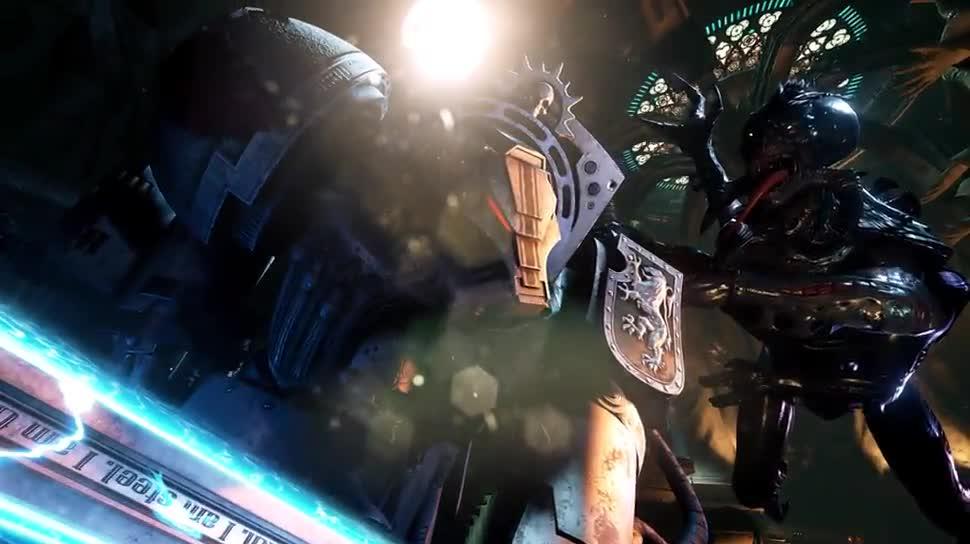 Trailer, Ego-Shooter, Focus Interactive, Games Workshop, Space Hulk, Space Hulk: Deathwing