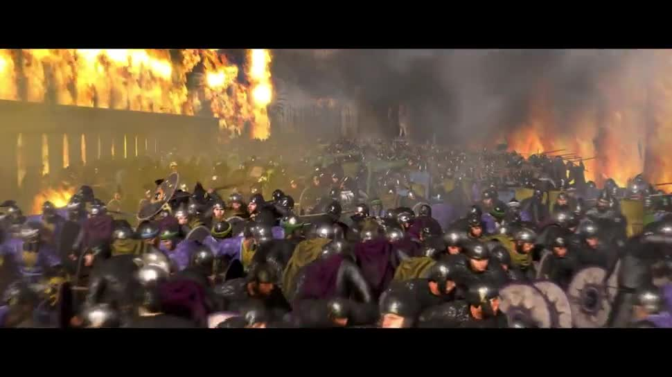 Trailer, Strategiespiel, SEGA, Total War, Total War: Attila
