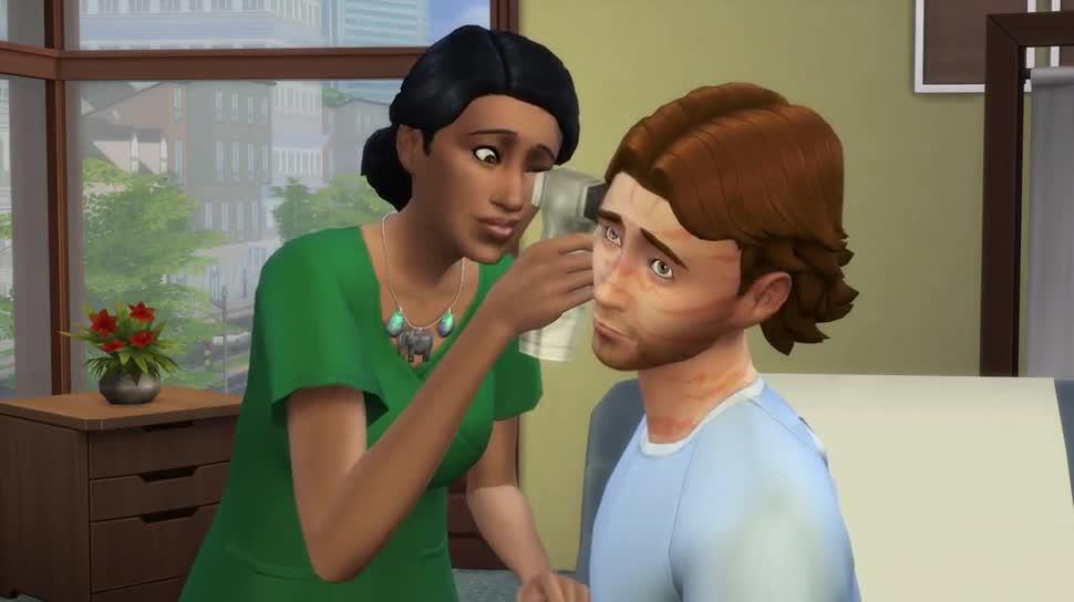 Trailer, Electronic Arts, Ea, Dlc, Simulation, Erweiterung, Die Sims 4, Die Sims, An die Arbeit