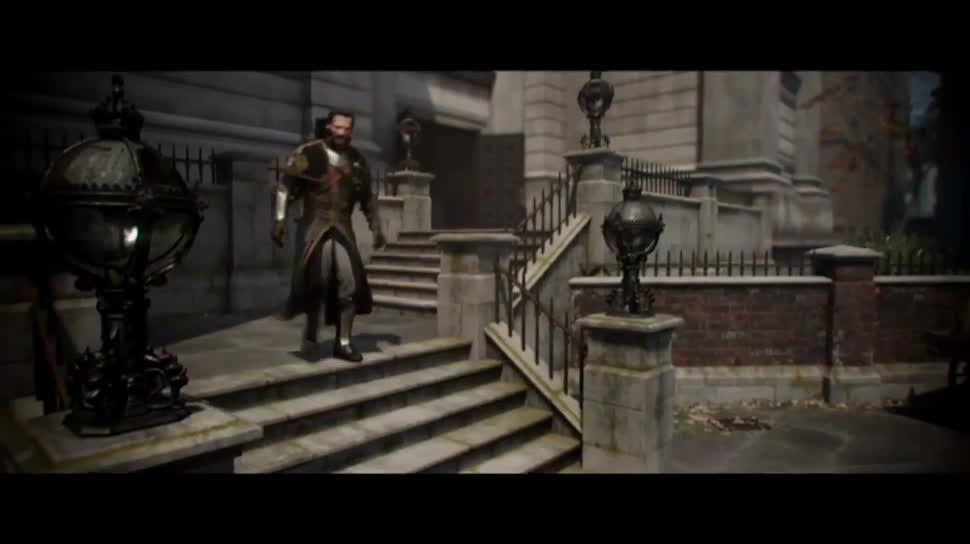 Sony, PlayStation 4, Sony PlayStation 4, Sony PS4, London, The Order: 1886, The Order, Ru Weerasuriya