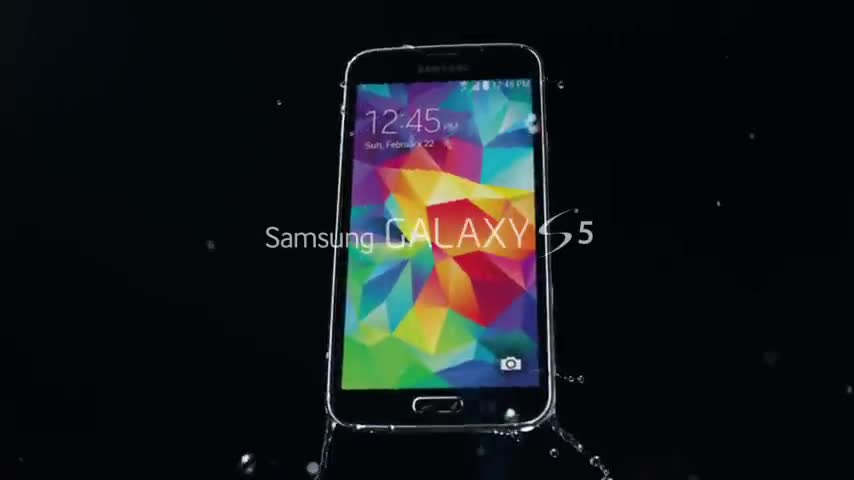 Smartphone, Android, Samsung, Werbespot, Samsung Galaxy, Galaxy, Samsung Mobile, Samsung Galaxy S5, Galaxy S5, wasserdicht, S5, Wasserfest