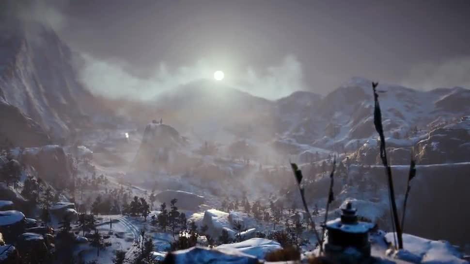 Trailer, Ego-Shooter, Ubisoft, Dlc, Far Cry, Far Cry 4, Das Tal der Yetis
