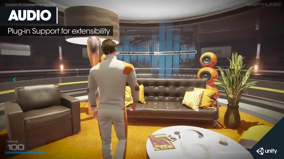 Trailer, GDC, Game Developers Conference, Grafik-Engine, Unity, GDC 2015, Unity 5, Unity Technologies