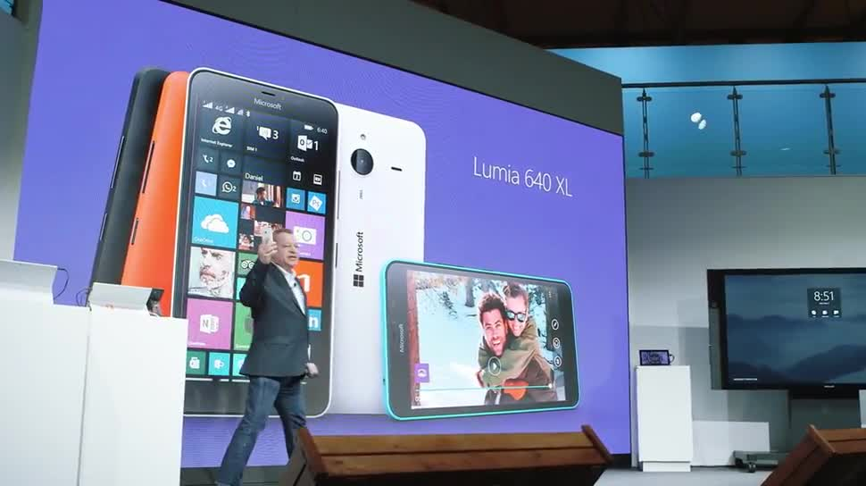 Microsoft, Smartphone, Mwc, Mobile World Congress, Microsoft Lumia, MWC 2015, Lumia 640, Microsoft Lumia 640, Microsoft Lumia 640 XL, Lumia 640 XL
