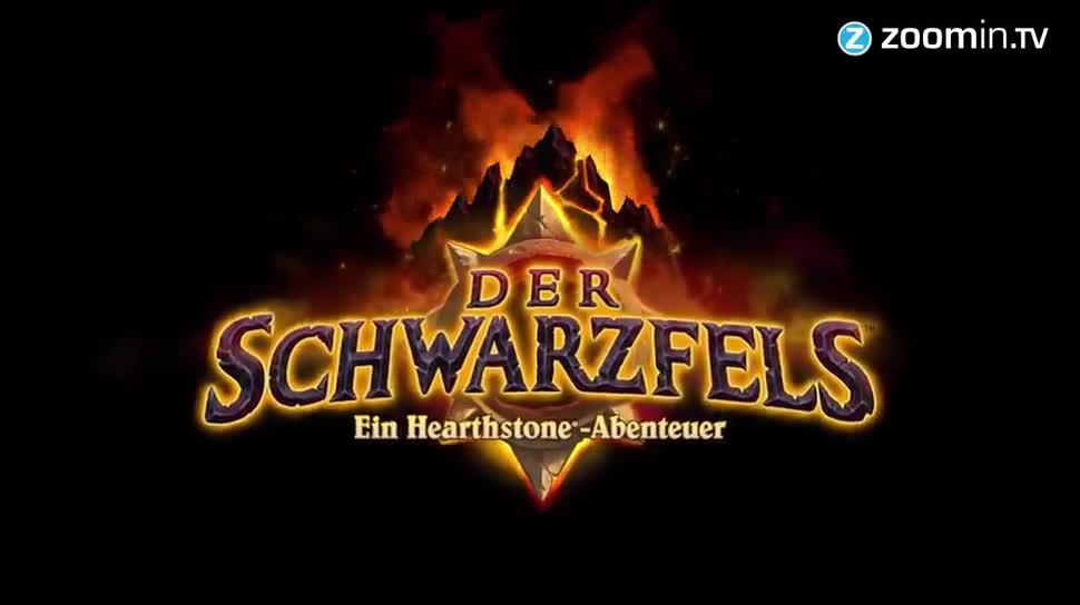 Blizzard, Kartenspiel, HearthStone, Hearthstone: Heroes of Warcraft, Der Schwarzfels