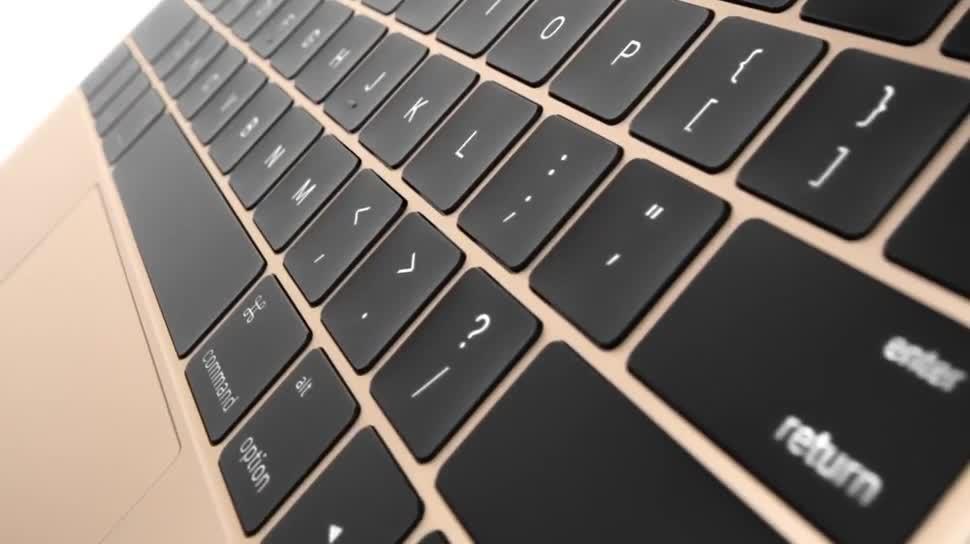 Apple, Notebook, Ultrabook, Macbook, MacBook 2015