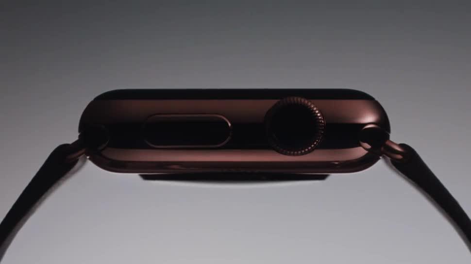 Apple, smartwatch, Uhr, Wearables, Armbanduhr, Apple Watch, Gold, Apple Watch Edition