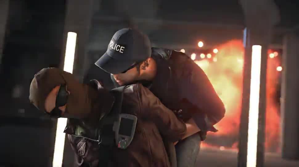 Trailer, Electronic Arts, Ego-Shooter, Ea, Battlefield, Battlefield: Hardline, Visceral Games