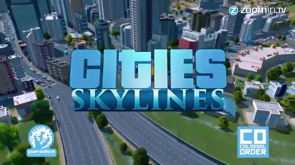 Simulation, Simcity, Stadt, Skylines, Städtebau, Colossal Order
