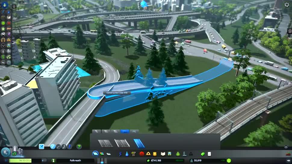 Trailer, Simulation, Paradox Interactive, Städtesimulation, Cities: Skylines