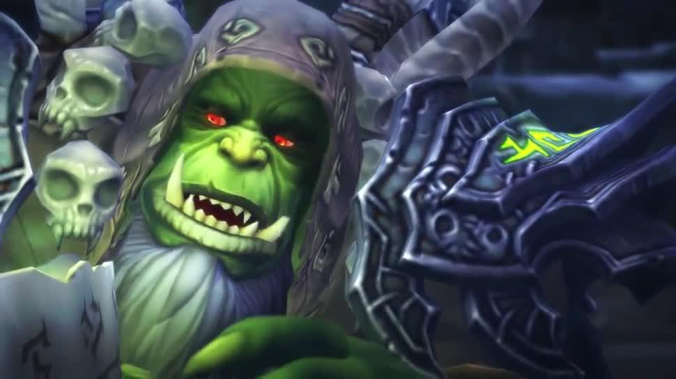 Trailer, Online-Spiele, Blizzard, Mmo, Mmorpg, Online-Rollenspiel, World of Warcraft, Blizzard World of Warcraft