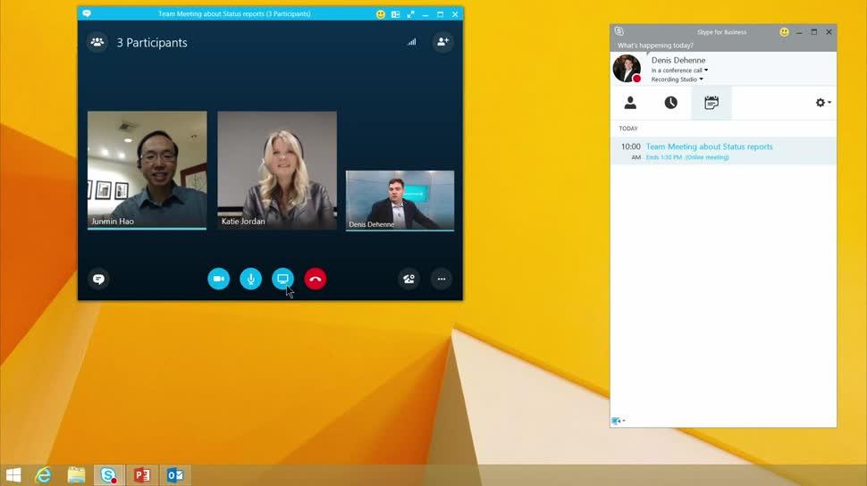 Microsoft, Skype, Voip, Telefonie, Business, Videotelefonie, Skype VoIP, Skype Videotelefonie, Skype Videochat, Skype for Business, Lync