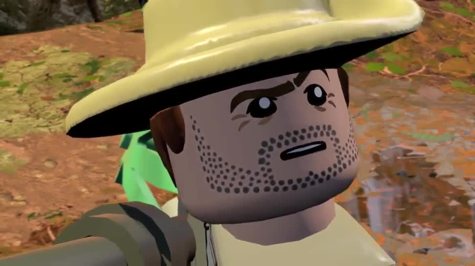Trailer, Warner Bros., Lego, Jurassic World, Jurassic Park, Dinosaurier, LEGO Jurassic World