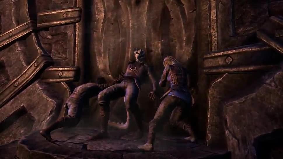 Trailer, Online-Spiele, Mmorpg, Mmo, Online-Rollenspiel, The Elder Scrolls Online, The Elder Scrolls, Tamriel Unlimited