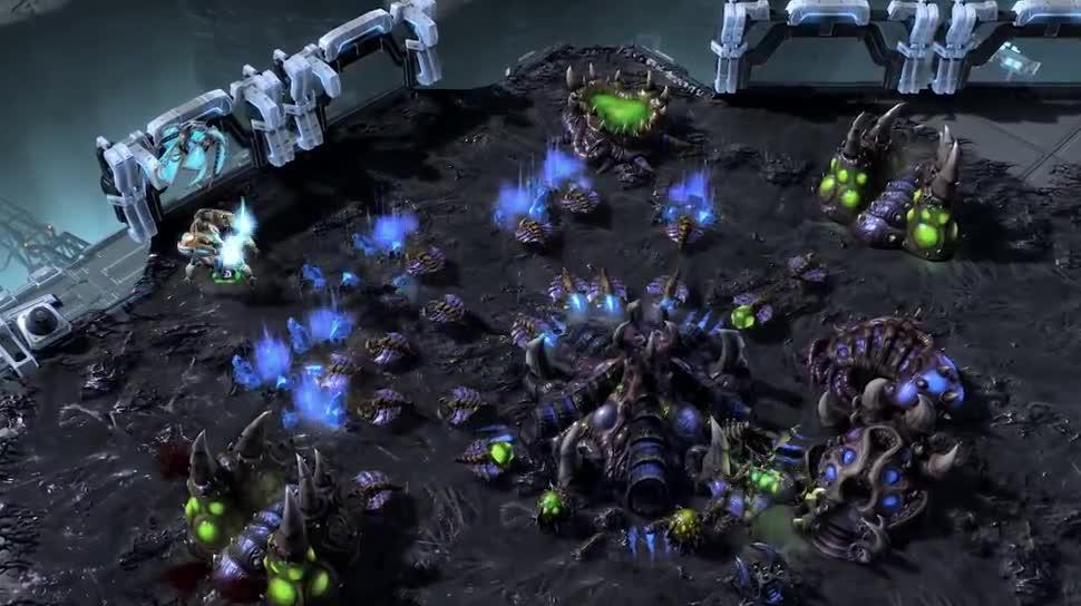 Trailer, Blizzard, Strategiespiel, Starcraft, Starcraft 2, StarCraft II, Betaphase, Legacy of the Void