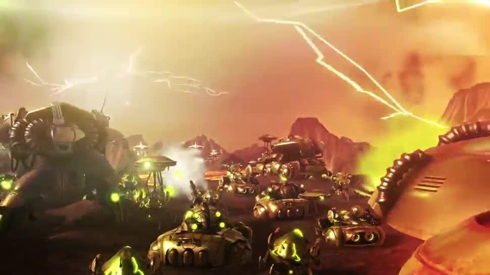Trailer, Strategiespiel, Focus Interactive, Etherium